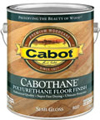 Cabot Polyurethane Floor Finish